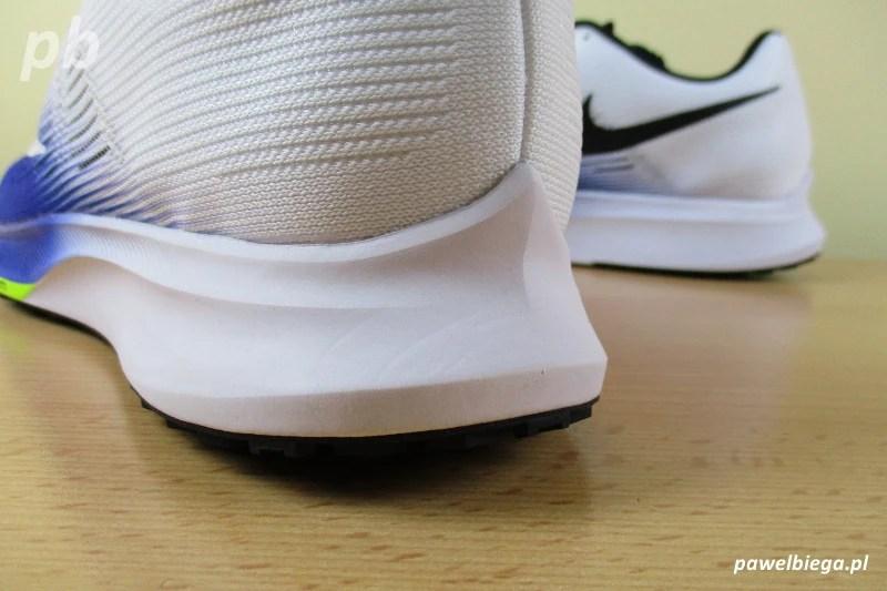 Nike Zoom Elite 9 - pięta