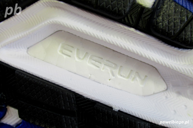 Saucony Hurricane ISO 3 - Everun