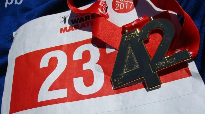 Orlen Warsaw Marathon 2017 - medal