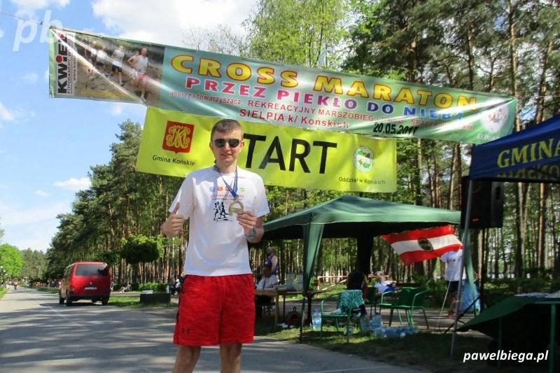 XII Maraton przez Piekło do Nieba - meta