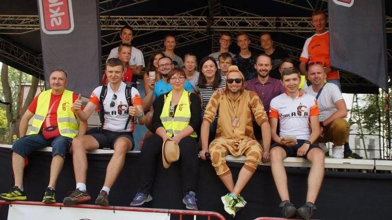 IV Bieg Chełmońskiego - organizatorzy i wolontariusze