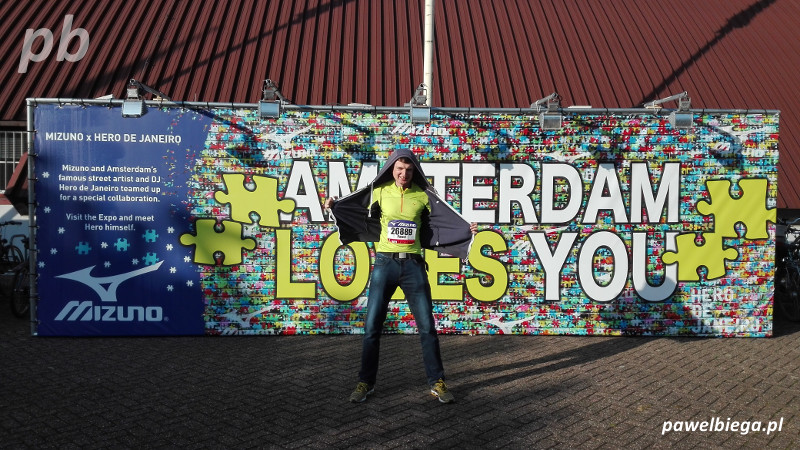 Mizuno Half Marathon 2017 - Amsterdam Loves You