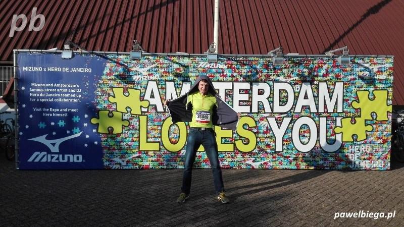 Mizuno Half Marathon 2017 - Amsterdam Loves You