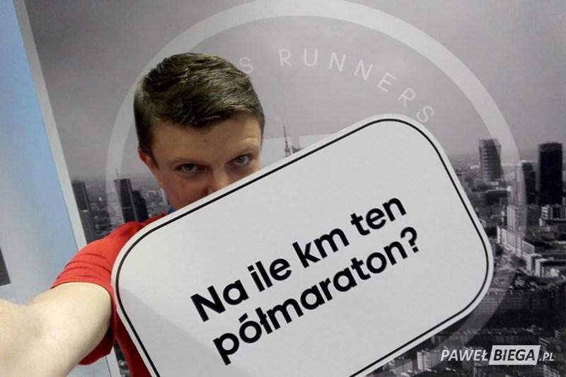 13 Półmaraton Warszawski - AR