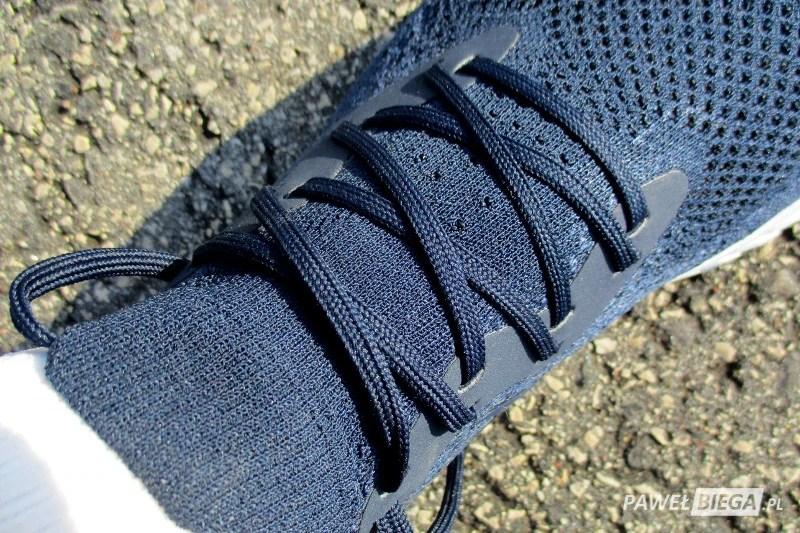 Nike Epic React - sznurówki