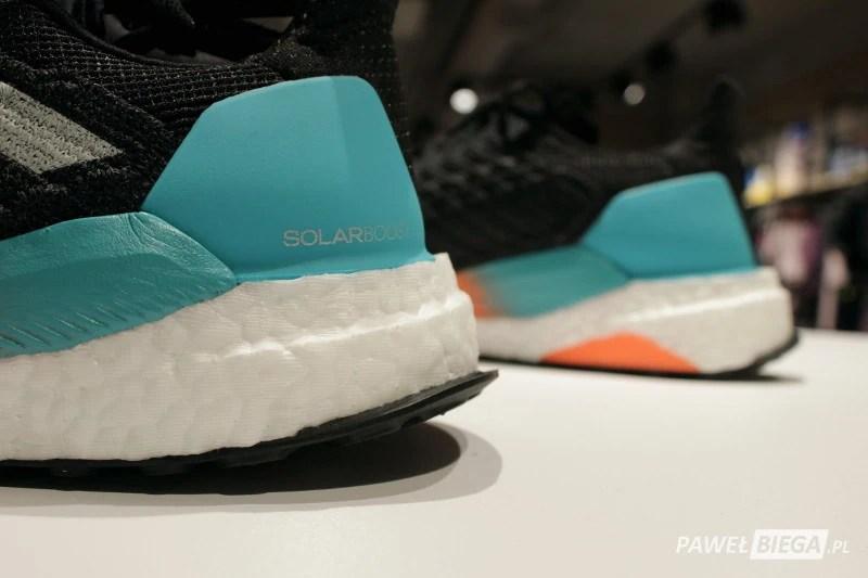 Adidas SolarBoost - Amortyzacja