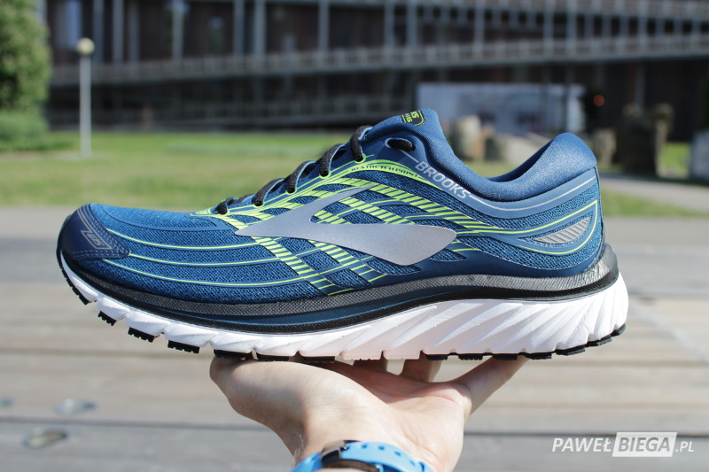 Brooks Glycerin 15 - waga