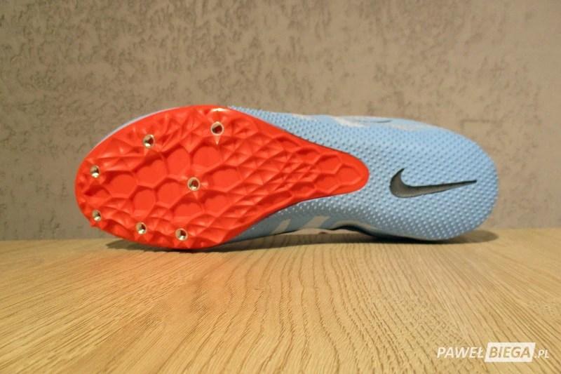 Nike Rival S - podeszwa