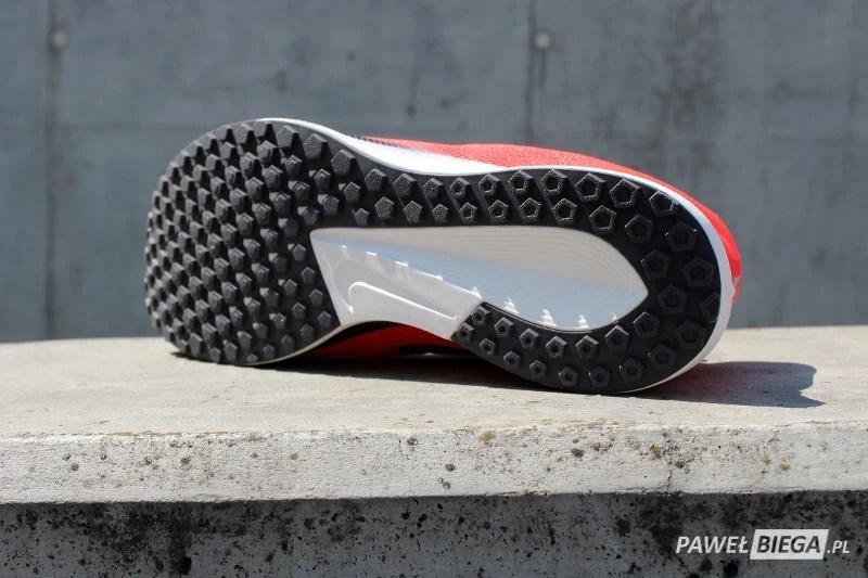 Nike Zoom Elite 10 - bieżnik