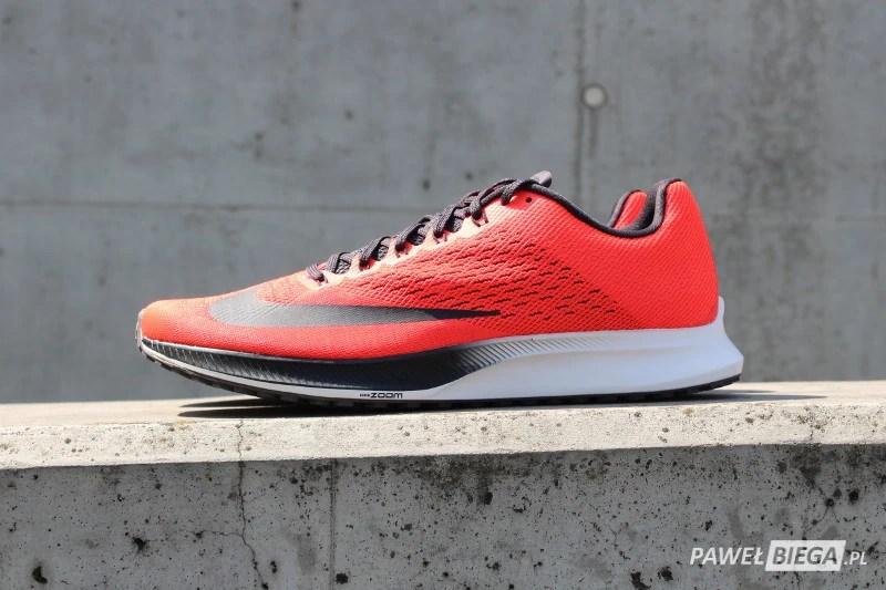 Nike Zoom Elite 10 - bokiem