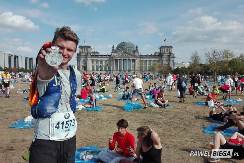 Berlin Marathon 2018 - Meta