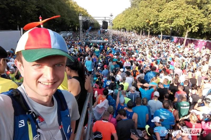 Berlin Marathon 2018 - Start