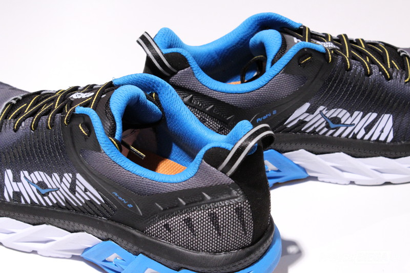 Hoka One One Arahi 2 - cholewka