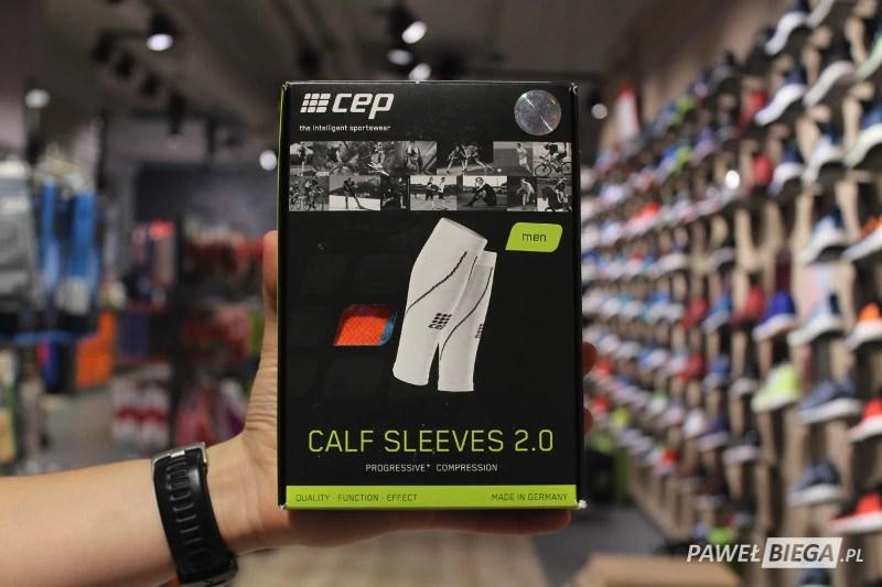 Opaski kompresyjne dla biegaczy