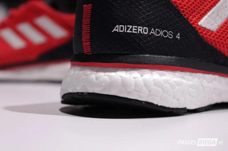 Adidas Adizero Adios 4 - Boost