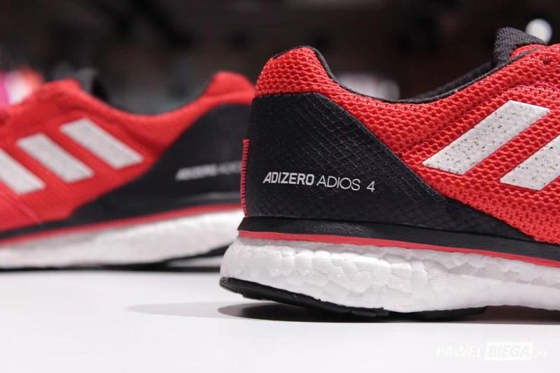 Adidas Adizero Adios 4 - zapiętek