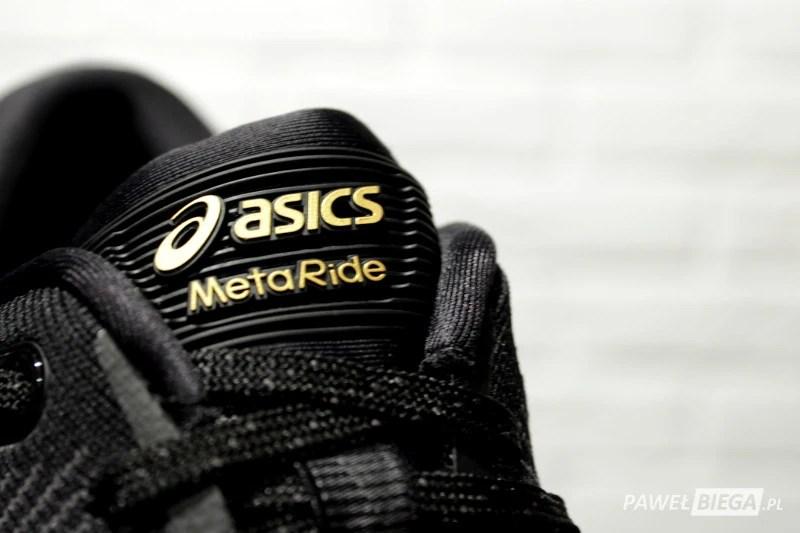 Asics MetaRide - detal