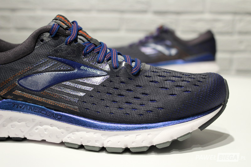 Brooks Transcend 6 - cholewka
