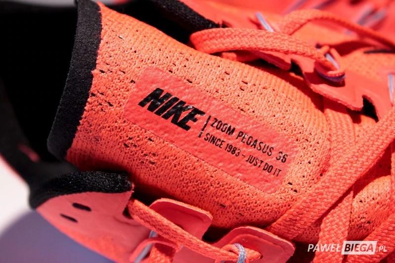 Nike Zoom Pegasus 36 - detal