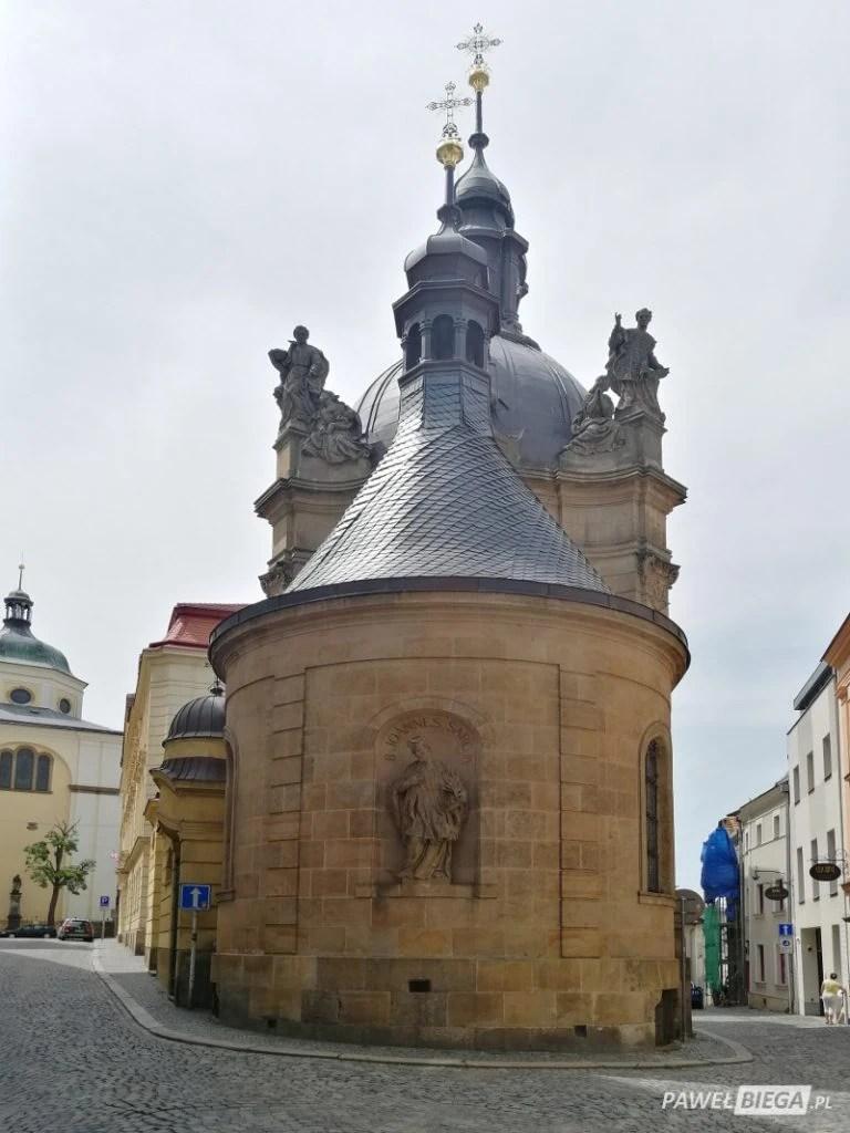 Ołomuniec - kaplice św. Jana