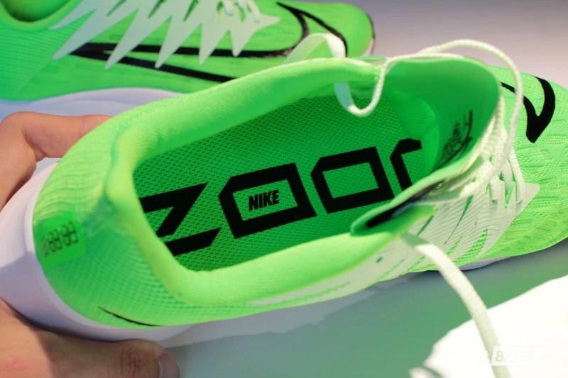 Nike Zoom Rival Fly - wnętrze