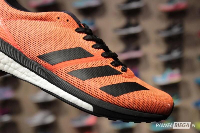 Adidas Adizero Boston 8 - przód