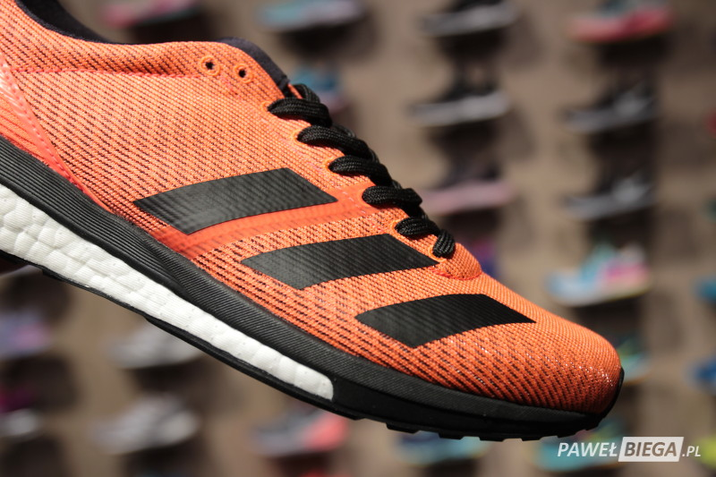 Adidas Adizero Boston 8 - przód