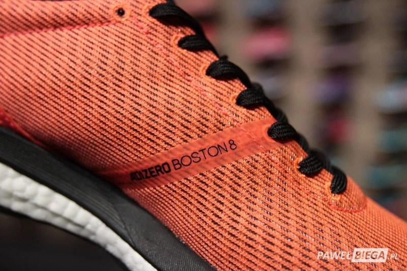 Adidas Adizero Boston 8 - wzmocnienie