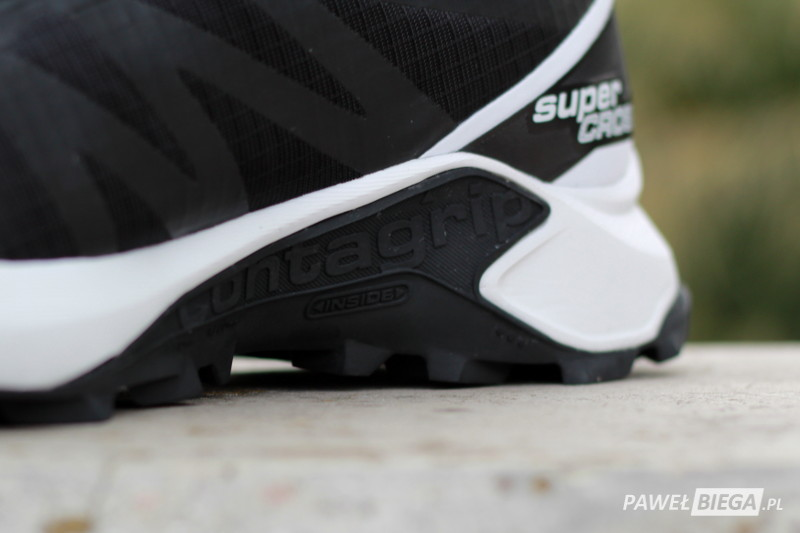 Salomon Supercross - contagrip