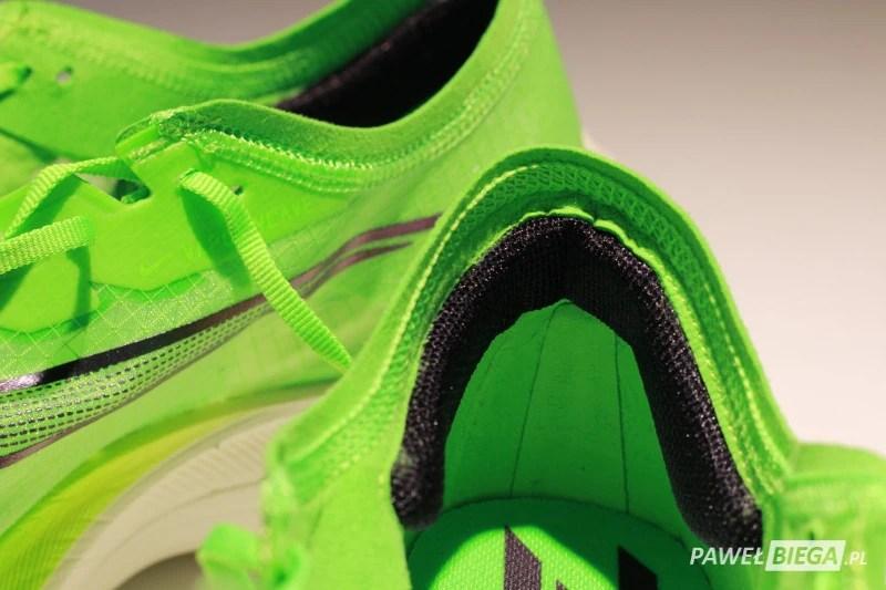 Nike Vaporfly Next - zapiętek