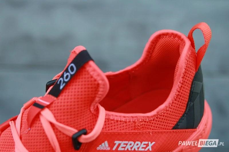adidas Terrex Speed LD - zapiętek