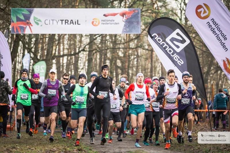City Trail Warszawa - start