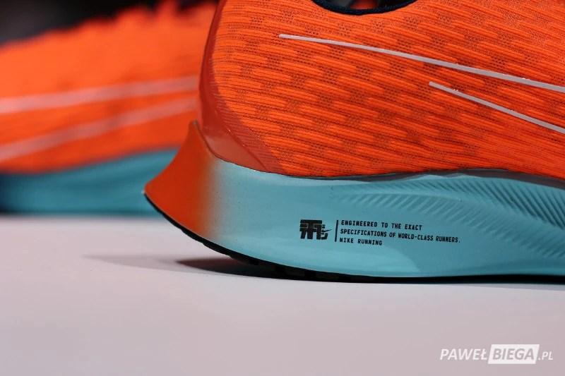 Nike Rival Fly 2 - detal