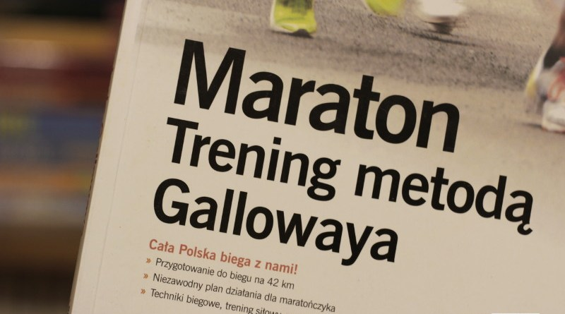 Jeff Galloway - Maraton Trening Metoda Gallowaya