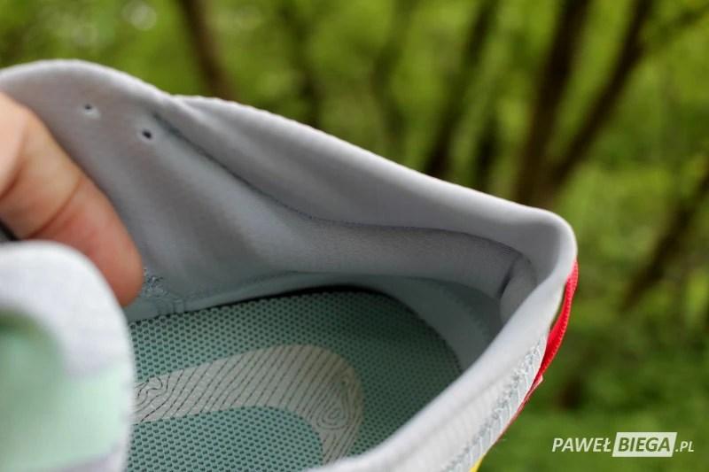 Nike Wildhorse 6 - zapiętek
