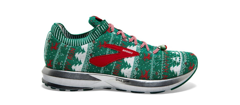 Brooks Levitate 2 - ugly sweater