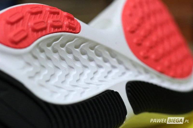 Nike Miller React - amortyzacja
