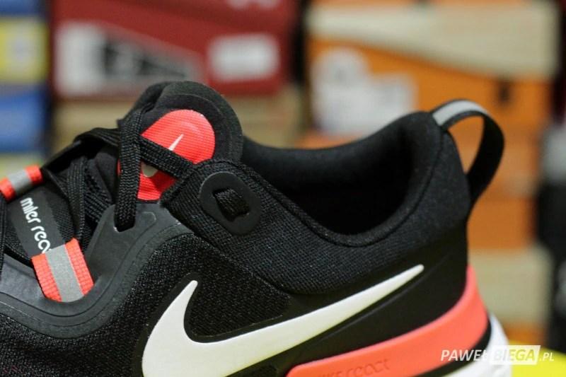 Nike Miller React - cholewka