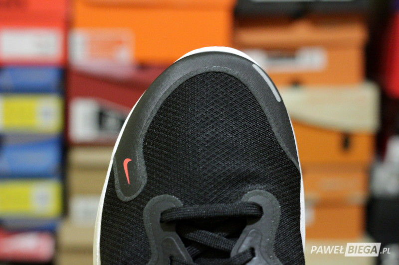Nike Miller React - toebox
