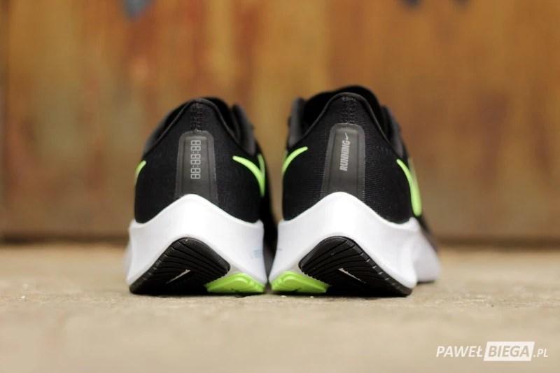Nike Zoom Pegasus 37 - tyłem
