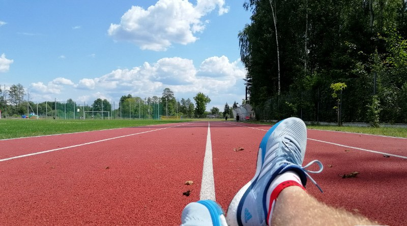 Bieganie na bieżni