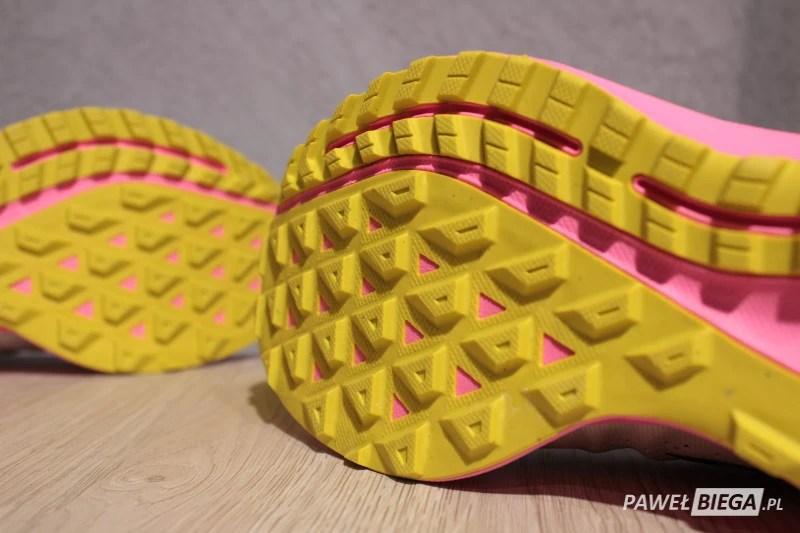 Nike Zoom Pegasus Trail - bieżnik