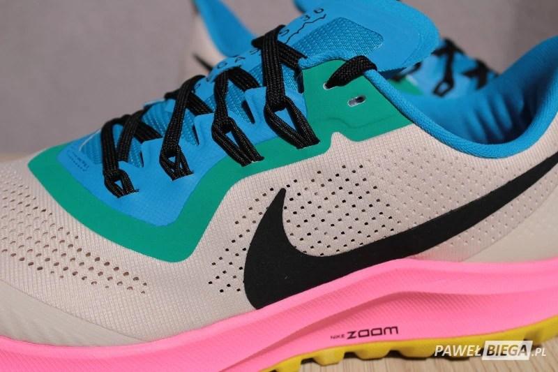 Nike Zoom Pegasus Trail - cholewka