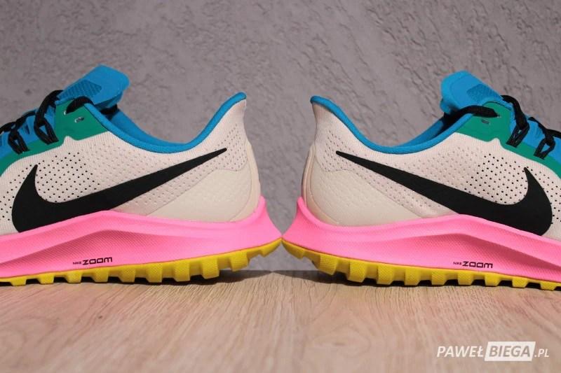 Nike Zoom Pegasus Trail - zapiętek