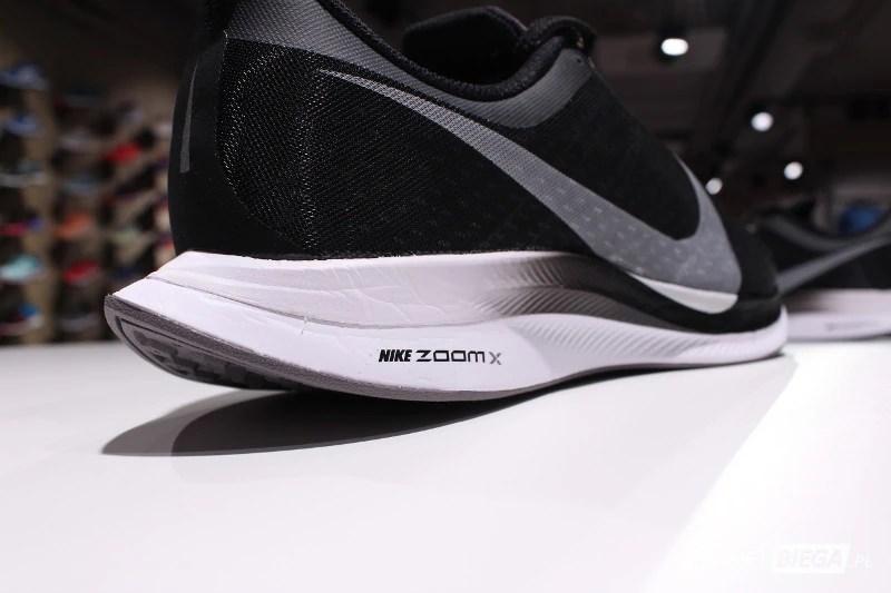 Nike Zoom Pegasus Turbo - amortyzacja