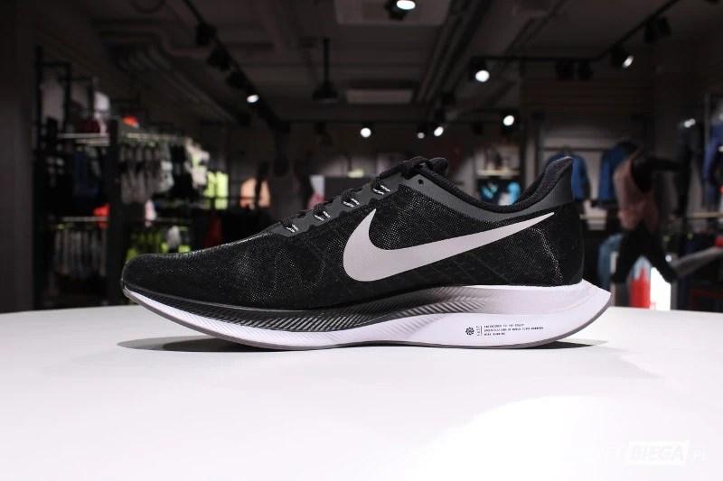 Nike Zoom Pegasus Turbo - bokiem