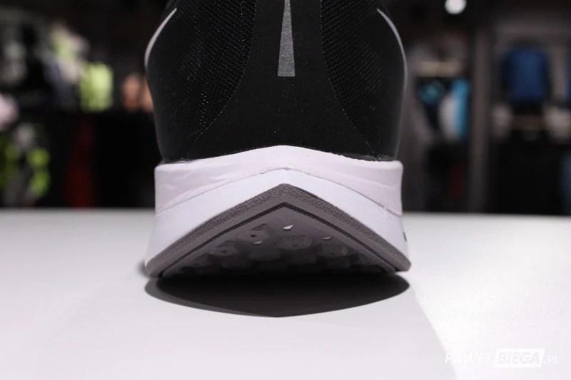 Nike Zoom Pegasus Turbo - pięta