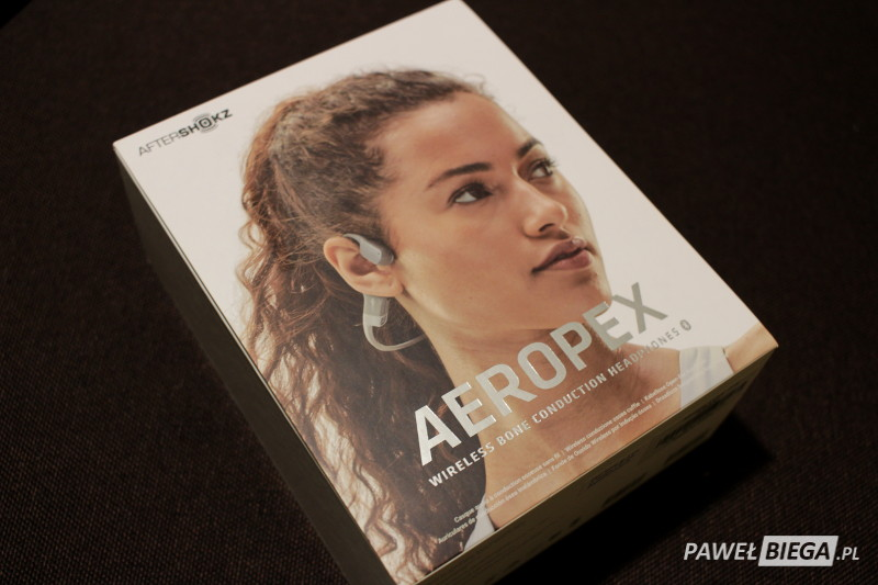 AfterShokz Aeropex - pudełko
