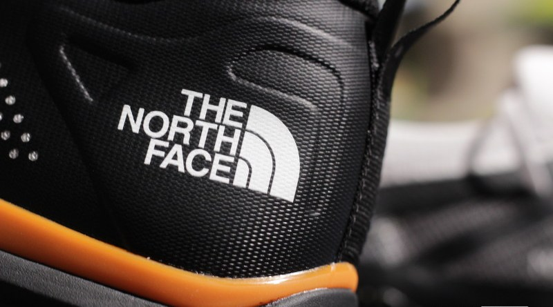 The North Face - detal