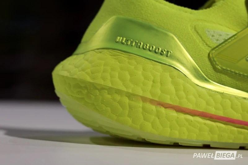 adidas Ultraboost 21 - amortyzacja